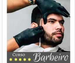 Curso de Barbeiro Online Profissional e Completo (Básico ao Avançado) Com Certificado
