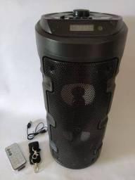 Título do anúncio: Caixa de som torre bazzuca.  Bluetooth FM pendrive