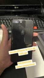 Vendo iPhone 8 Plus de 256 gb (Negociável )