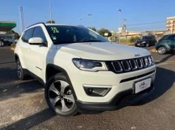 Título do anúncio: Jeep Compass Longitude 2.0 Branco