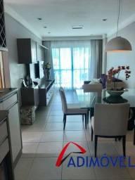 Título do anúncio: Apartamento na Praia do Canto! Com 3Qts, 1Suítes, 2Vgs, 88m².