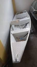 Título do anúncio: Barco de alumínio NOVO