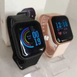 Relógio Smartwatch Watch Y68 Iwatch, Melhor Preço ? Novo R$57,00