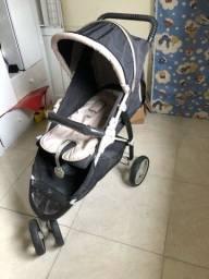 Título do anúncio: Carrinho de bebê