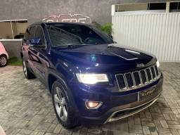 Título do anúncio: Jeep Grand Cherokee Limited 3.6 - 2014