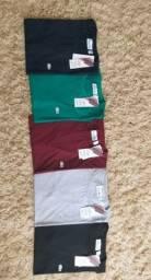 Título do anúncio: Camisas e bermudas