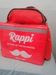 Título do anúncio: Bag mochila para entregador