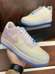 Título do anúncio: Tênis Nike Air Force (L.A) - muda de cor no sol