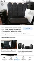 Título do anúncio: Home theater Samsung