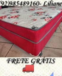 Título do anúncio: cama box casal^>>>> frete gratis*****