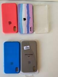 Capas iPhone XR e XS