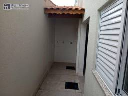 Título do anúncio: Sobrado com 2 dormitórios à venda, 71 m² por R$ 250.000,00 - Tupi - Praia Grande/SP