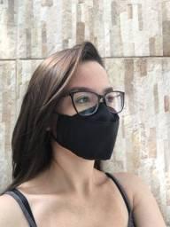 Título do anúncio: Máscara 3D - dupla - confortável