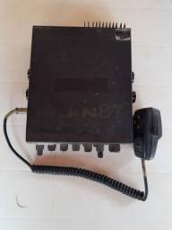 Título do anúncio: Rádio Px Alan 87 com fonte e antena