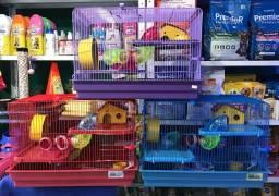 Título do anúncio: Gaiola para hamster big space