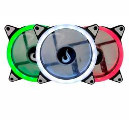 Título do anúncio: KIT Cooler fan para PC (Rise mode) tipo ring