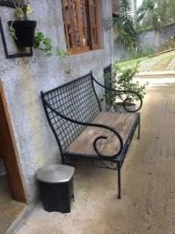 Título do anúncio: Conjunto de varanda em ferro