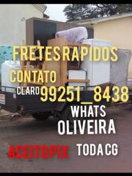 Título do anúncio: Forte ? frete fretes Oliveira
