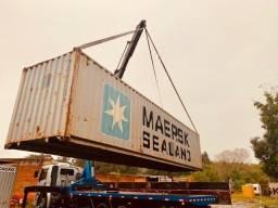 Título do anúncio: Container Cru / 40 pés ST