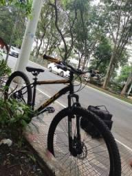 Título do anúncio: Vendo bike zera otima pra trabalhor preço a negociar