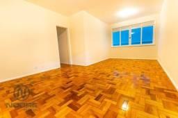 Título do anúncio: Apartamento com 2 dormitórios para alugar, 90 m² por R$ 1.300,00/mês - Várzea - Teresópoli
