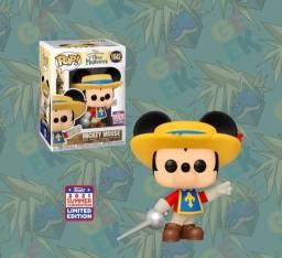 Título do anúncio: Funko Pop! Disney - The Three Musketeers - Mickey Mouse #1042 - Funkon 2021