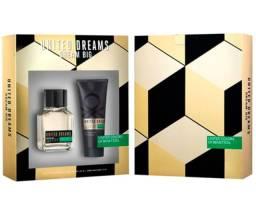 Kit Benetton Dream Big For Men - Eau De Toilette + Loção Pós-barba