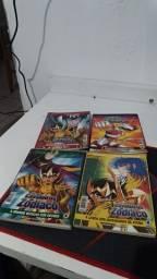 Título do anúncio: Cdz Coleção Anime Classics.