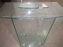 Título do anúncio: Pulpito de 100% vidro