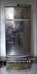 Título do anúncio: Freezer Invertido