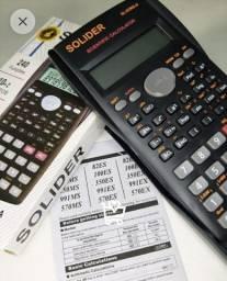 Título do anúncio: calculadora cientifica, faço entrega