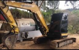 Título do anúncio: Mini escavadeira hidráulica