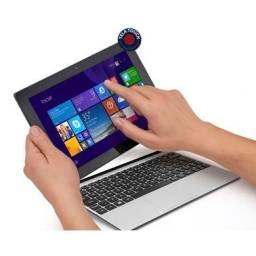 Notebook 2 Em 1 Positivo Duo Zx3020 Intel Atom Quad  10.1