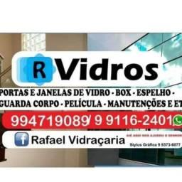 Título do anúncio: Rafael vidraceiro