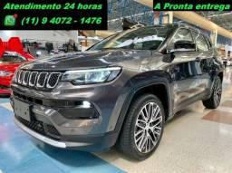 Jeep Compass 1.3 TurboFlex Lançamento 2022 !!! Pronta Entrega