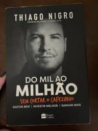 Título do anúncio: Livro do mil ao milhão