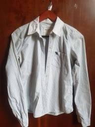 Título do anúncio: Camisas manga longa Tam P