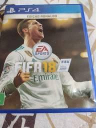 Jogo PS4 FIFA 18
