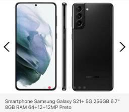 Sansung Galaxy S21+ de 256gb