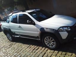 Título do anúncio: Fiat strada adventure automática 1.8 2014