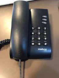 Título do anúncio: Aparelho telefone fixo