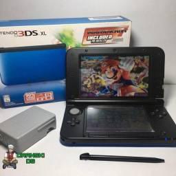 Nintendo 3DS XL + 18 Jogos