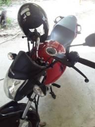 Moto Fan 160 2020 Nova.