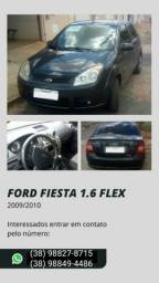 Vendo ou troco Ford Fiesta Sedan 2010 1.6 Flex