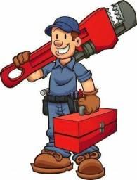 Título do anúncio: Sou eletricista encanador
