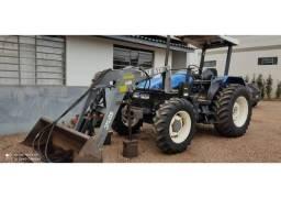 Título do anúncio: Trator New Holland Tl 70 Ano 2000 R$ 105.000
