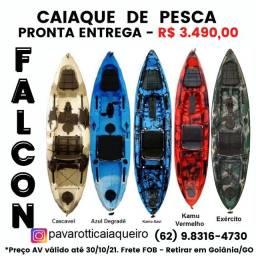 Título do anúncio: Caiaque de Pesca Falcon