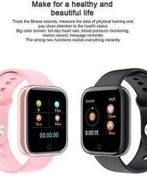 Título do anúncio: Relógio inteligente smartwatch P80