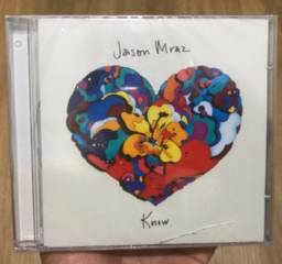 CD Jason Mraz KNOW (lacrado)