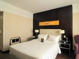 Título do anúncio: Flat à venda, 1 quarto, 1 vaga, Lourdes - Belo Horizonte/MG